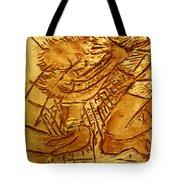 Picnic - Tile Tote Bag