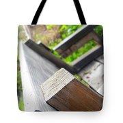 Picnic Bench Tote Bag