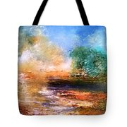 Picnic Dream Tote Bag