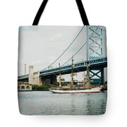 Picon Castle Tote Bag