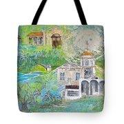 Picture City Tote Bag