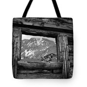 Picture Frame Tote Bag