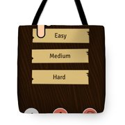 Picture Guessing Game Tote Bag