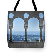 Picture On The Wall Tote Bag