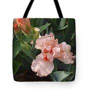 Picture Peach Tote Bag