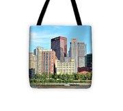 Picture Perfect Pittsburgh Panoramic Tote Bag