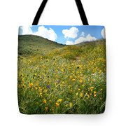 Picture Perfect Spring Tote Bag