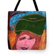 Picture Pose Tote Bag