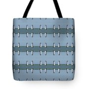Picture Putty Puzzle 15 Tote Bag