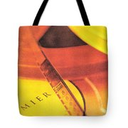 Picture Start. Tote Bag