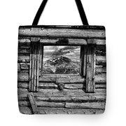 Picture Window #3 Tote Bag