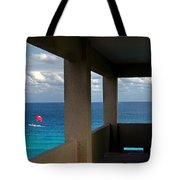 Picture Windows Tote Bag