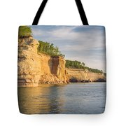 Pictured Rock Tote Bag