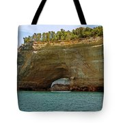 Pictured Rocks Arch Tote Bag