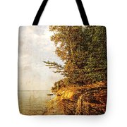 Pictured Rocks Water Tote Bag