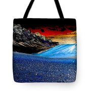Pictures From Venus Tote Bag by Rebecca Margraf