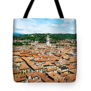 Picturesque Cityscape Of Verona Italy Tote Bag
