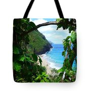 Picturesque Hawaii  Tote Bag