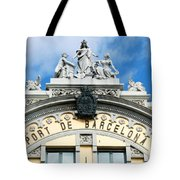 Picturesque Spain Tote Bag