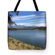 Picturesque View Tote Bag