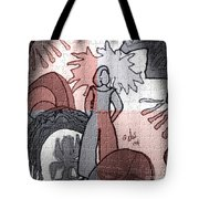 Piece By Piece More Than You Can See Tote Bag