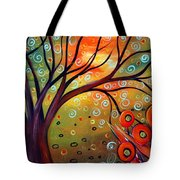 Piece Of Eden Tote Bag