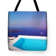 Piece Of Mediterranean Paradise Tote Bag