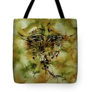 Piece With Spirit Tote Bag