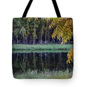 Pieceful Moments Tote Bag