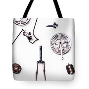 Pieces And Parts Tote Bag