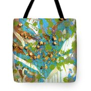 Pieces Of Me Tote Bag