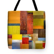 Pieces Project L Tote Bag