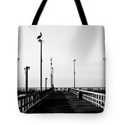 Pier And Pelican Tote Bag