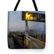 Pier Group Tote Bag