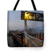 Pier Group Tote Bag