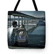 Pier Love Tote Bag
