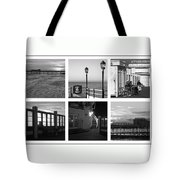 Pier Moods Tote Bag