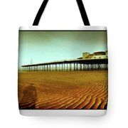 Pier Open Every Day Tote Bag