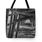 Pier Storm Tote Bag