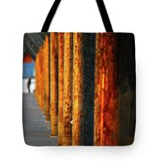 Pier Symmetry 2 Tote Bag