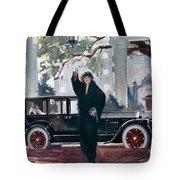 Pierce-arrow Ad, 1925 Tote Bag