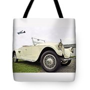 Pierce Arrow Tote Bag