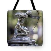 Pierce Arrow Hood Ornament Tote Bag