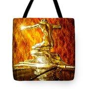 Pierce-arrow Ignite Passion Tote Bag
