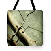 Piercing Body And Soul Tote Bag by Rebecca Sherman