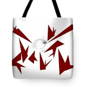 Piercing Stares Tote Bag