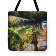 Piermont Fall Color Tote Bag