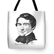 Pierre Chouteau Jr Tote Bag
