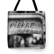 Pierre Tote Bag