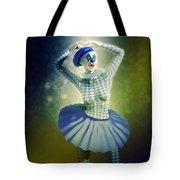 Pierrette At The Opera Tote Bag